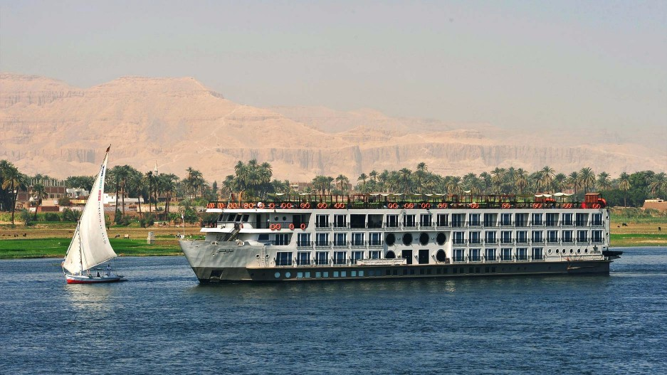 Egypt Nile cruise tour packages