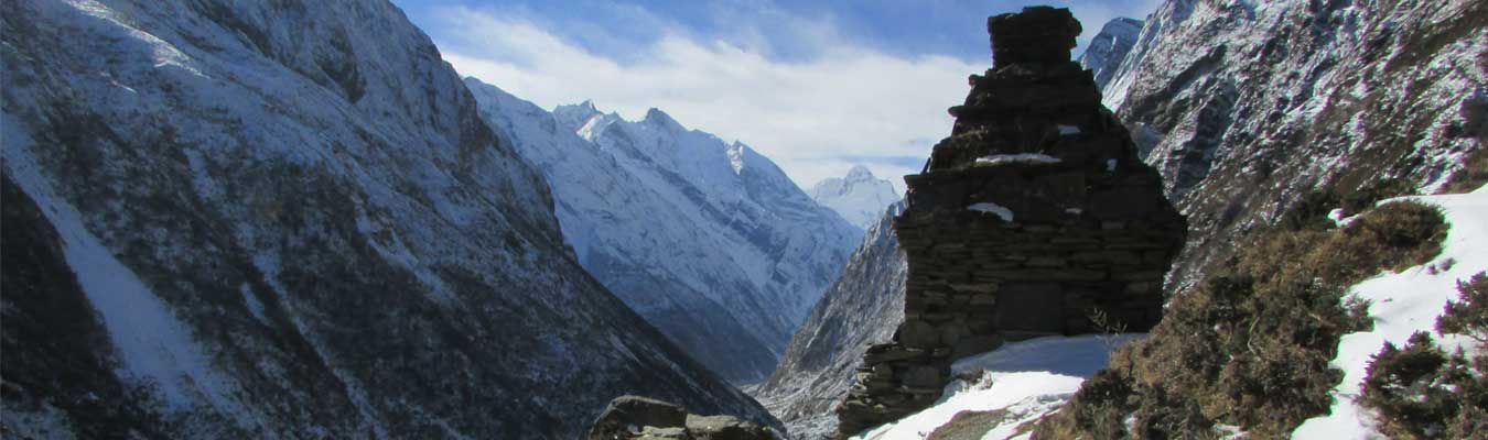 Tsum Valley Trekking - 20 days