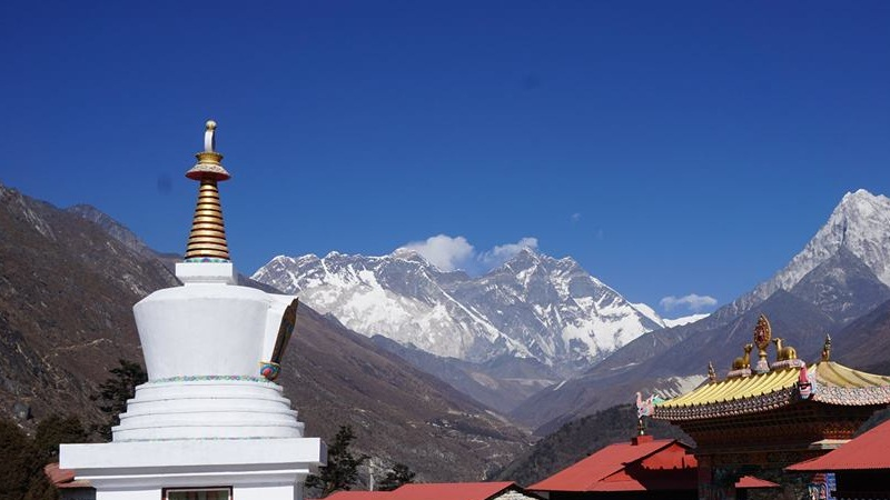 Nepal : Everest View Trekking ( Everest Panaroma T