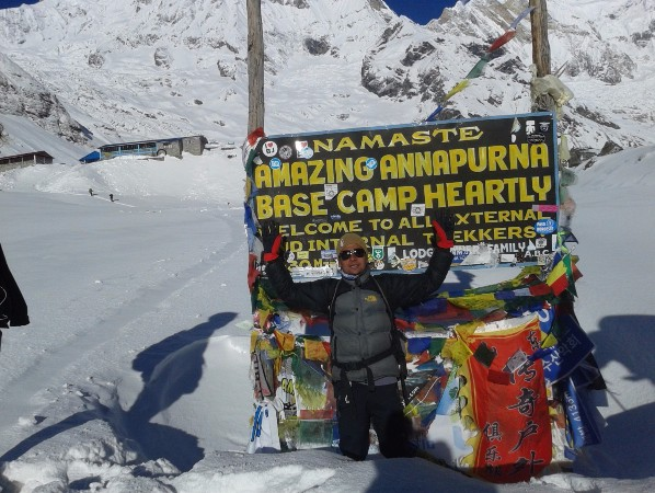 Rapid Annapurna Base Camp Trekking