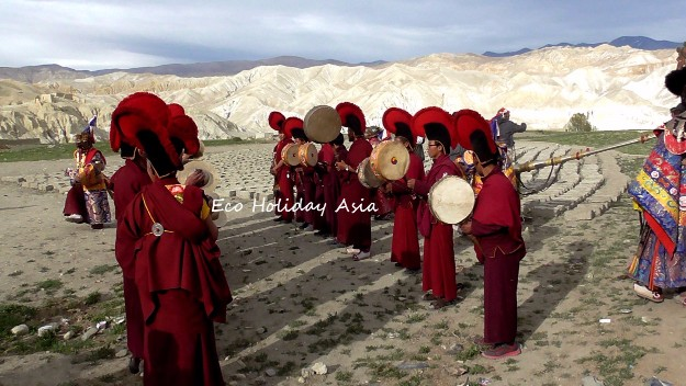 Upper Mustang with Tiji (Teeji) Festival 2017