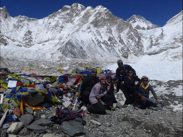 Adventure Everest Base Camp Trekking 2017/2018