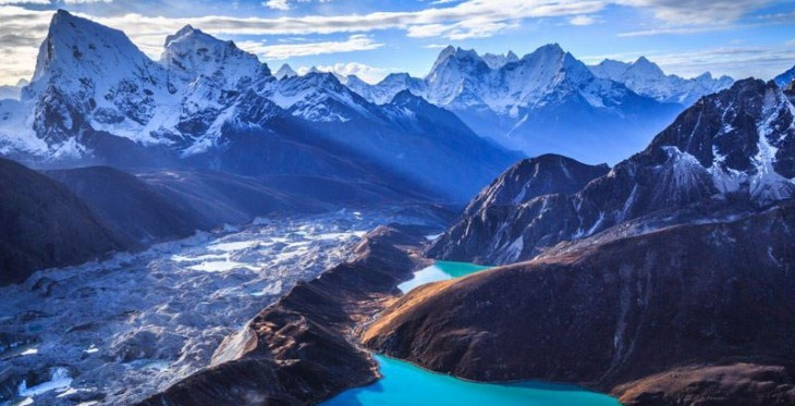 Gokyo Lake Trekking in Nepal