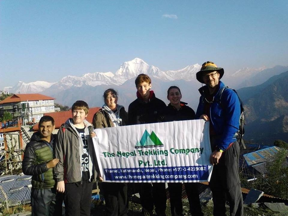 13 Nights and 14 Days Annapurna Base Camp Trekking